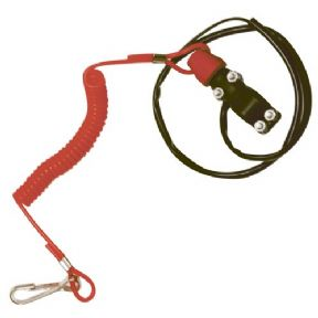 Kill Button toggle lanyard